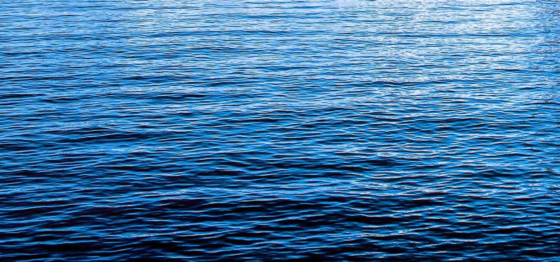 Water in port